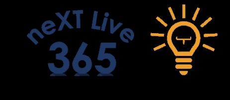 neXT LIVE 365 Logo